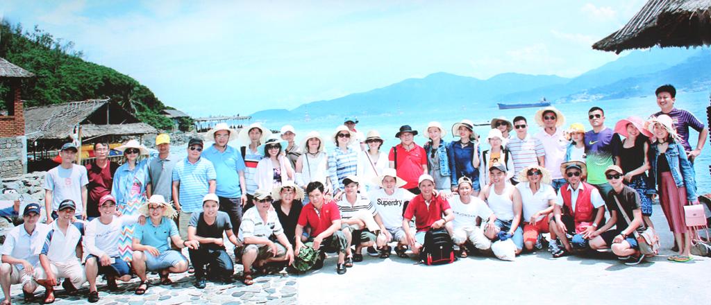 Chuyến đi dã ngoại Nha Trang nhân kỷ niệm 9 năm thành lập Công ty DMT
