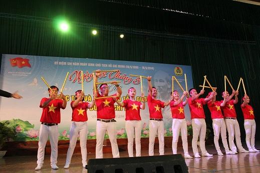 Chi Bộ Công ty CP Đầu tư Đà Nẵng Miền Trung nhận giải Ba toàn đoàn Hội thi